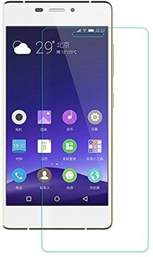 Fortune Mart Tempered Glass Guard for Gionee ElifeE7