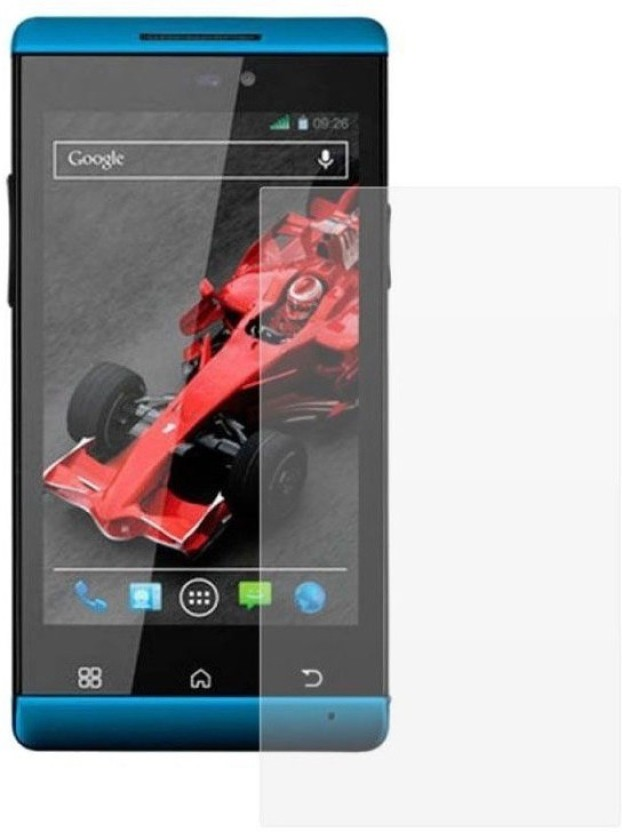 Friend Mild Tempered Glass Guard for XOLO A600