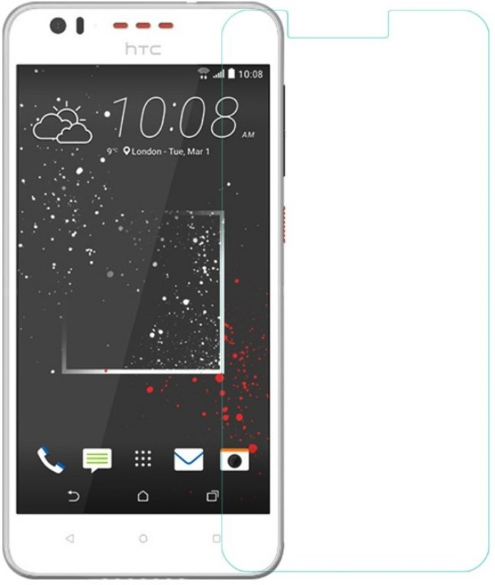 Friend Mild Tempered Glass Guard for HTC Desire 516 Dual SIM