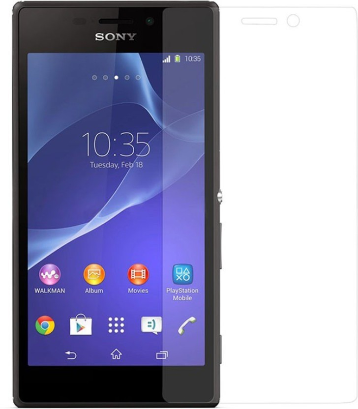 Beyond Cell Tempered Glass Guard for Sony Xperia M2 D2303