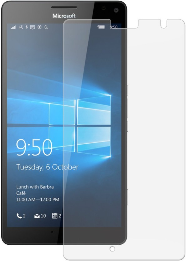 Friend Mild Tempered Glass Guard for Microsoft Lumia 950 XL