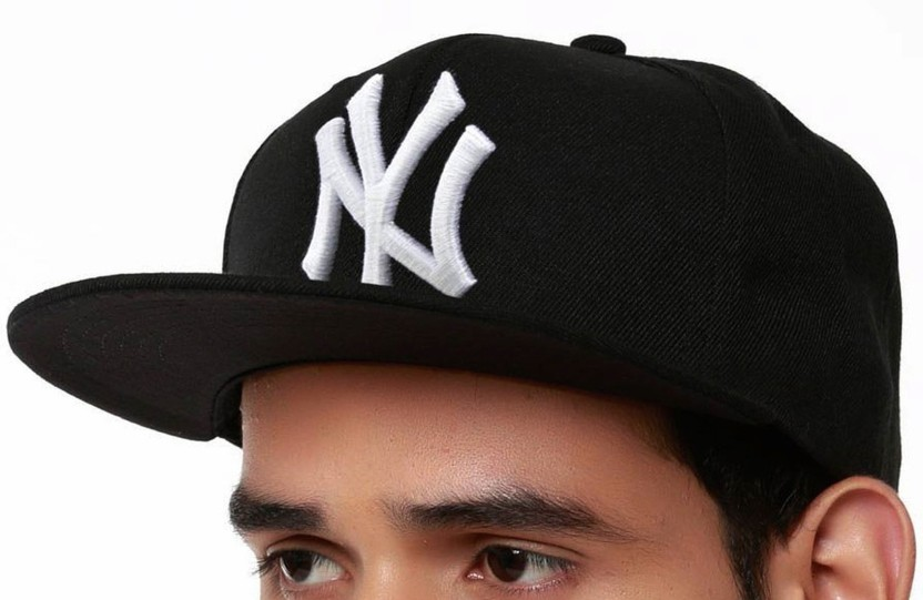 GVC Embroidered Huntsman Era NY Baseball Hip Hop Snapback Cap
