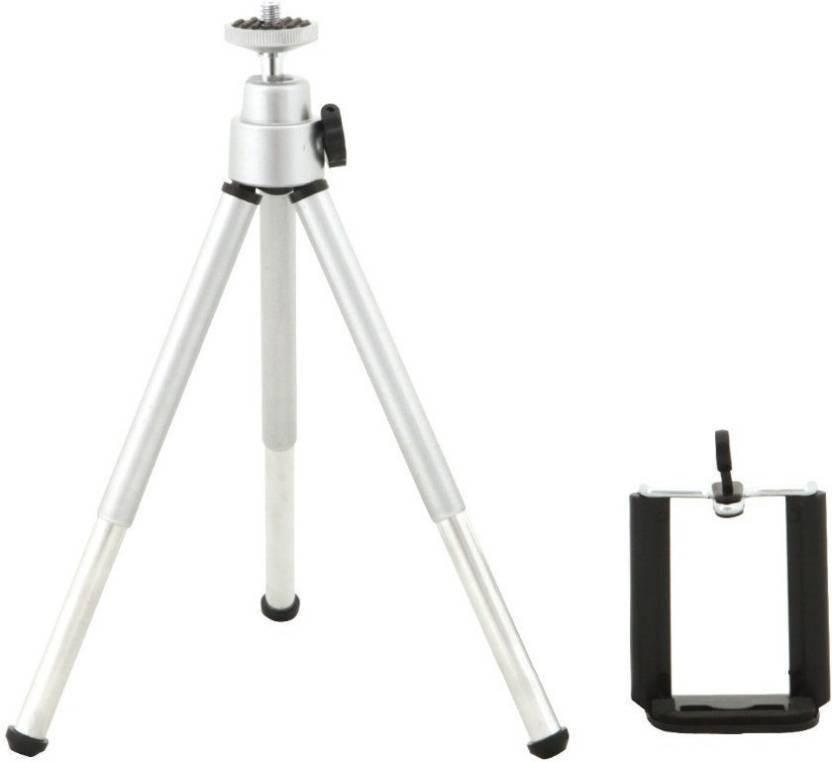 ReTrack Adjustable Mini Mobile Phone Camera Stand Clip Bracket Holder Tripod