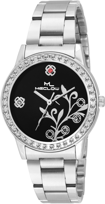 meclow ML-441-BLK collection Watch  - For Women