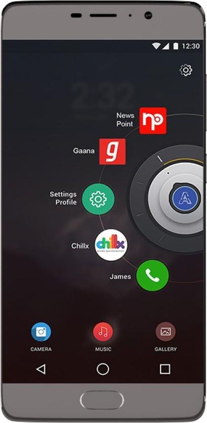 Panasonic Eluga A3 (Grey, 16 GB)