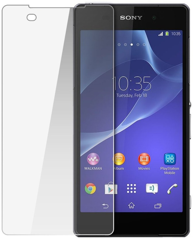 Vardhman Enterprises Tempered Glass Guard for Sony Xperia Z4 Compact