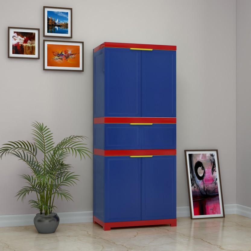 Nilkamal Freedom 1 C Plastic Free Standing Cabinet