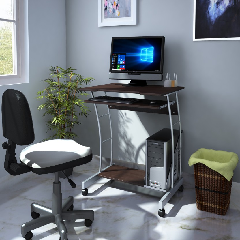 Nilkamal Leo Engineered Wood Computer Desk