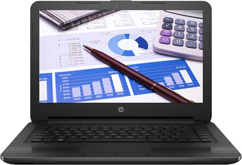 HP APU Dual Core A4 - (4 GB/500 GB HDD/Windows 10 Home) 245 G5 Laptop