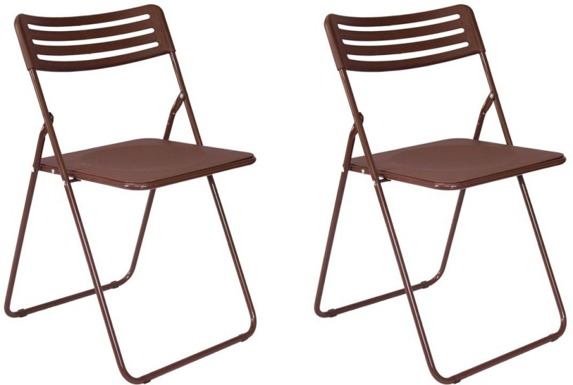 Gadget-Wagon Metal Cafeteria Chair
