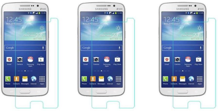 ACM Tempered Glass Guard for Samsung Galaxy Grand 2 G7102