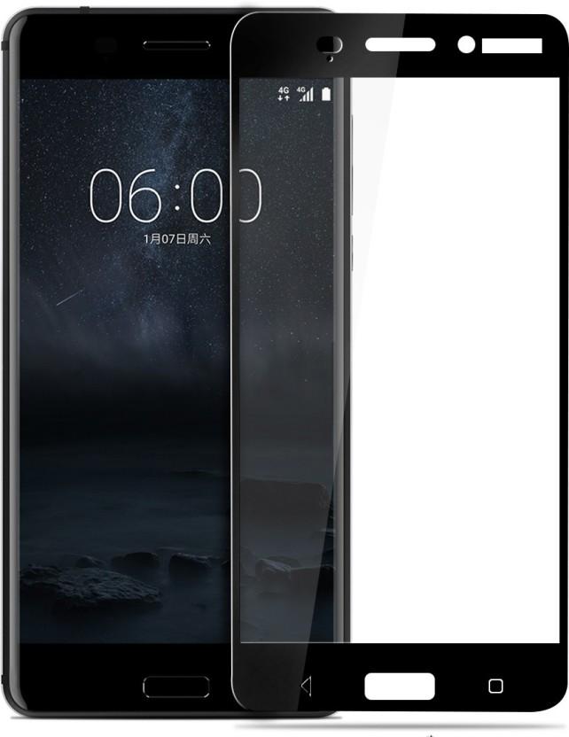 Flipkart SmartBuy Tempered Glass Guard for Nokia 6