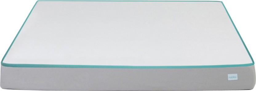 Nubliss NX Gen Memory Foam with Cooling Gel 6 inch Queen Memory Foam Mattress