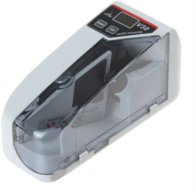 Shrih Portable Currency Note Counting Machine Note Counting Machine