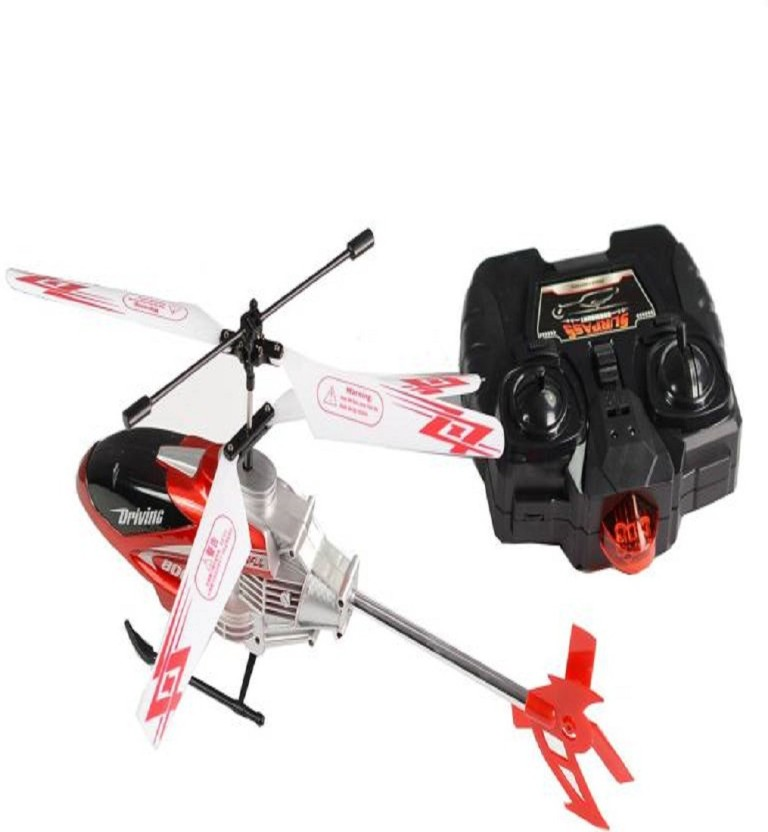 Shy Products Latest And Xtylixh Look Velocity Remote Control Helicopter Toy (RED)