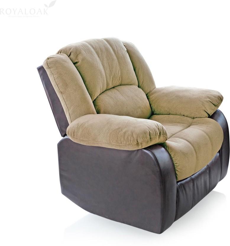 RoyalOak Fabric 1 Seater Standard