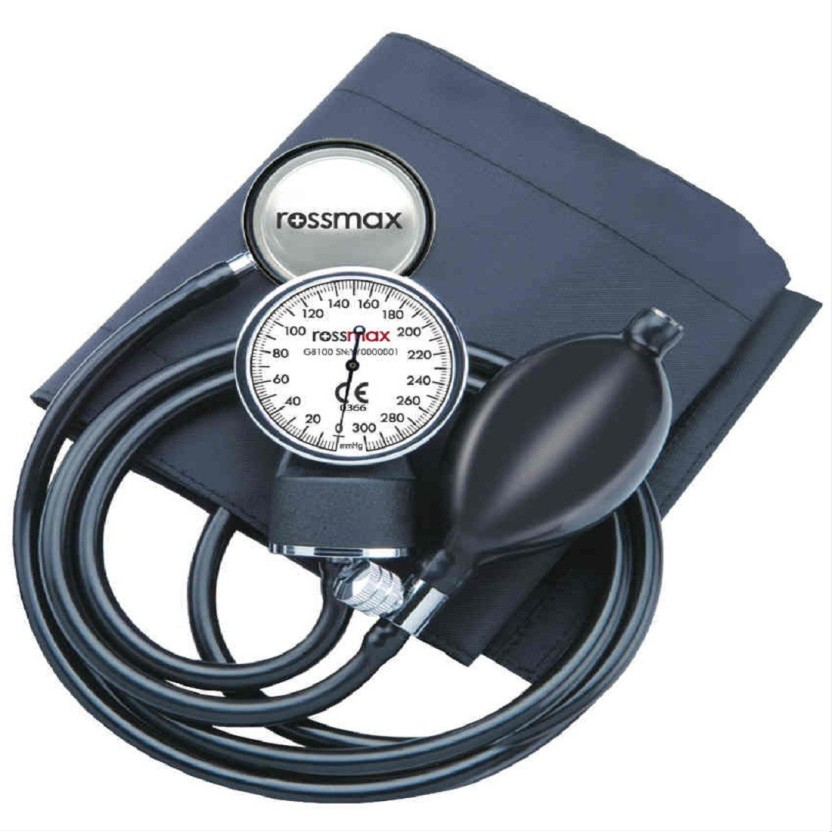 Rossmax Aneroid Sphygmomanometer GB-102 with stethoscope Bp Monitor