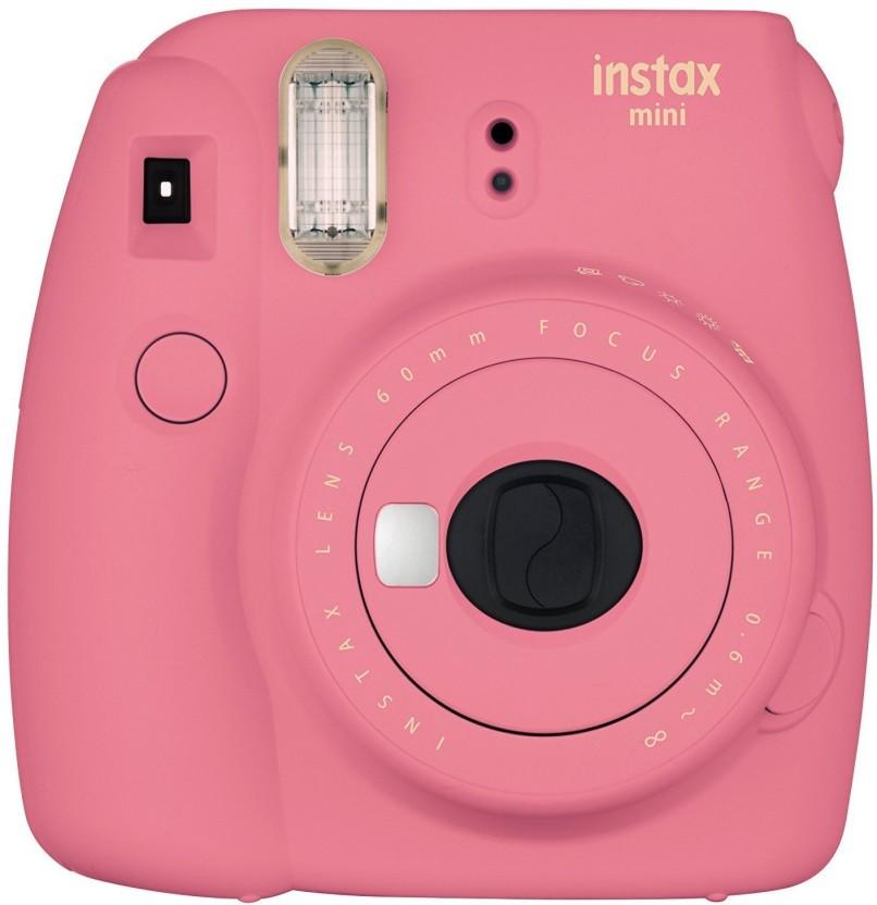 Fujifilm Mini 9 Lime Green Festive Pack Instant Camera