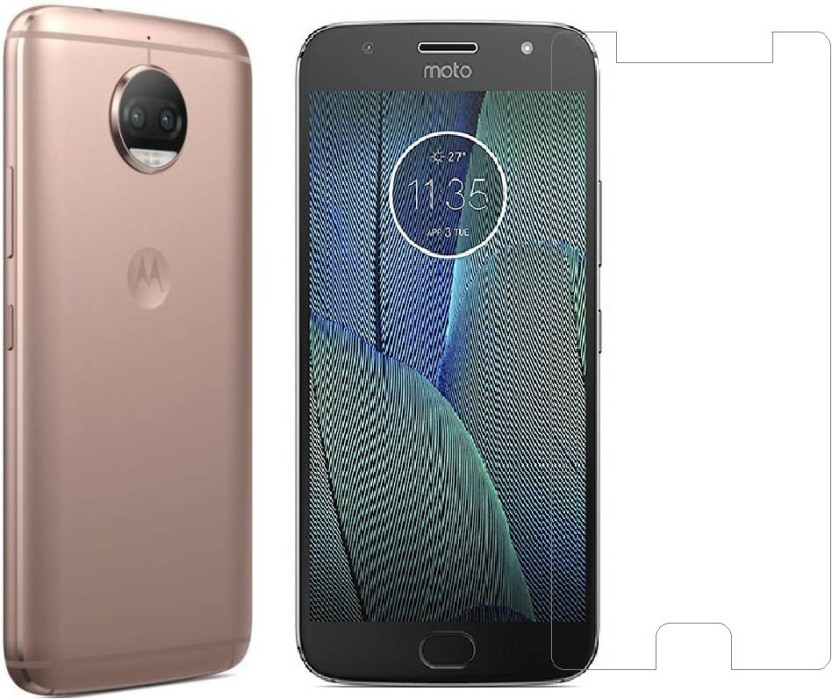 Cell-loid Tempered Glass Guard for Motorola Moto G5 S
