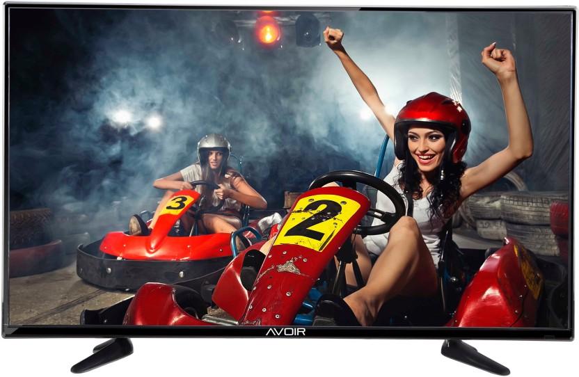 Intex Avoir 109cm (43 inch) Full HD LED Smart TV