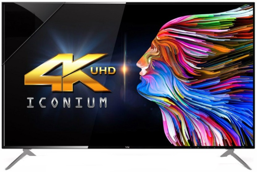 Vu 124 cm (49 inch) Ultra HD (4K) LED Smart TV