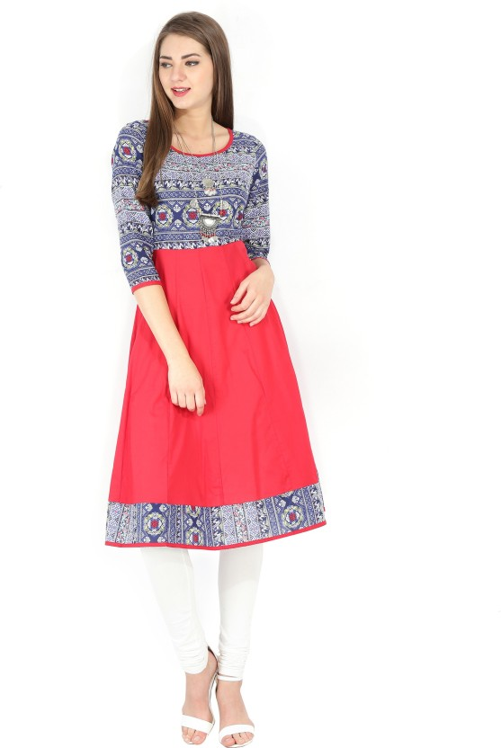 Vishudh Solid, Printed Women