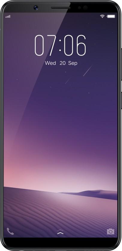 VIVO V7+ (Matte Black, 64 GB)