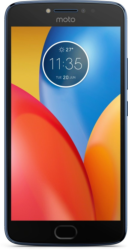 Moto E4 Plus (Oxford Blue, 32 GB)