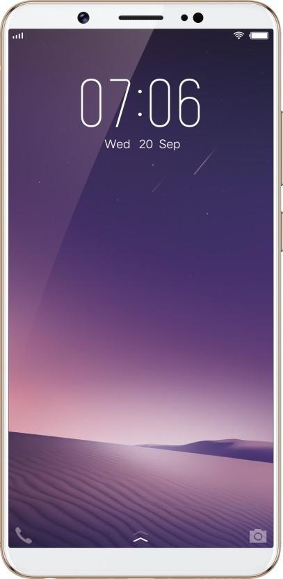 VIVO V7+ (Gold, 64 GB)