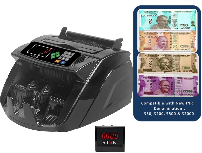 Stok ST-MC05 Note Counting Machine