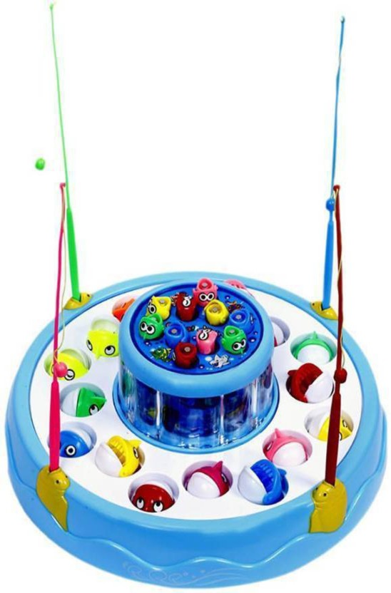 PRESENTSALE Family Entertainment Fish Catching Game