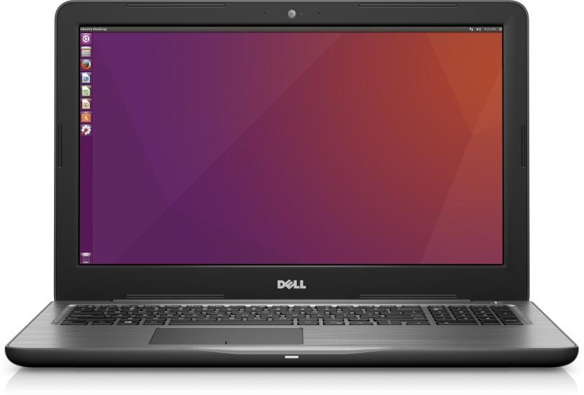 Dell Inspiron Core i3 6th Gen - (4 GB/1 TB HDD/Ubuntu) 5567 Notebook
