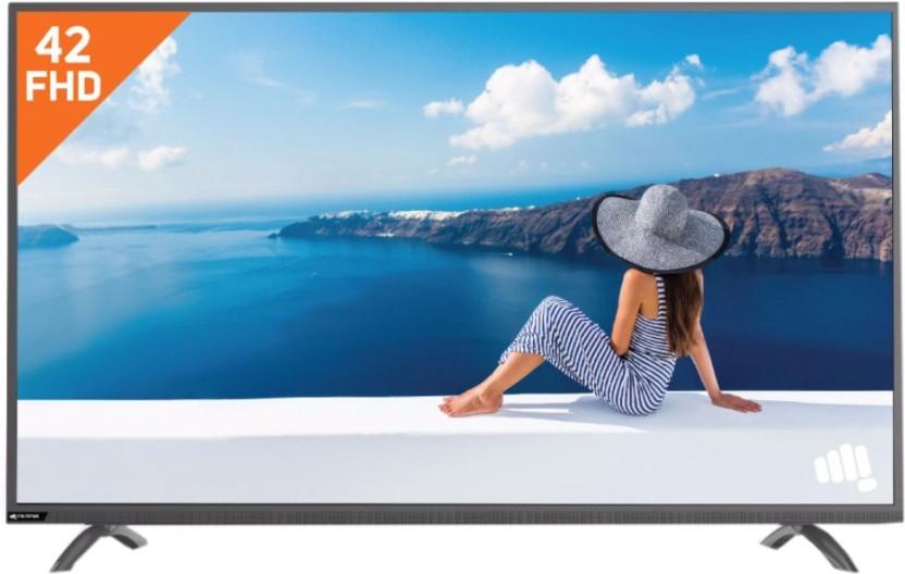 Micromax 106cm (42 inch) Full HD LED TV