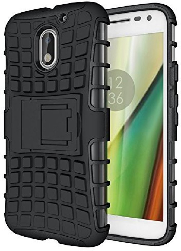 SVENMAR Shock Proof Case for Motorola Moto E3 Power