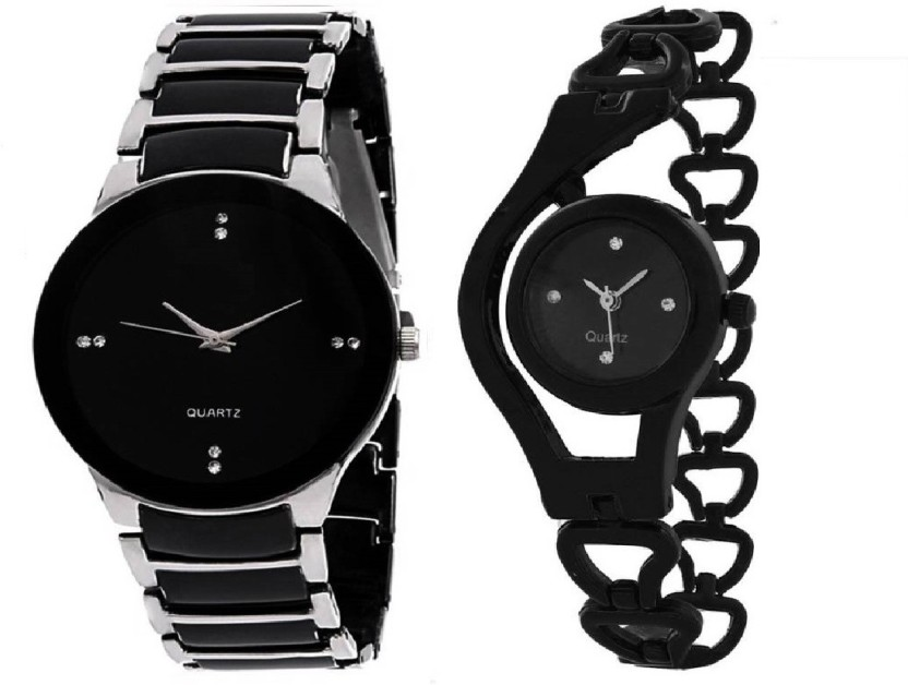Stopnbuy IIK & Glory Pack-2 Analog Watch - For Men & Women IIK & Glory Pack-2 Watch  - For Men & Women