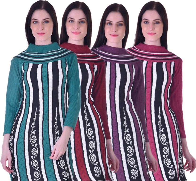 Christy World Casual Printed Women