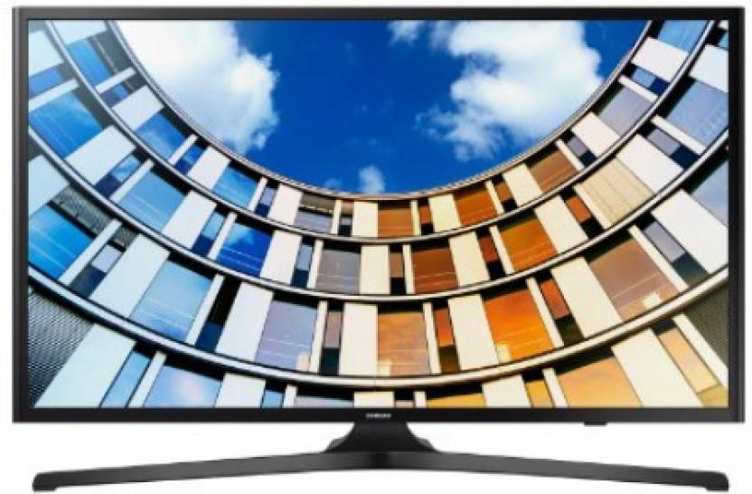 Samsung Basic Smart 109.22cm (43 inch) Full HD LED TV