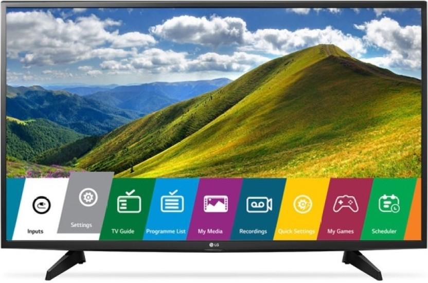 LG 108cm (43 inch) Full HD LED TV