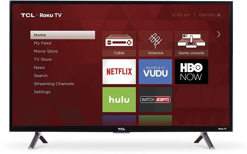 TCL 109.2cm (43 inch) Full HD LED Smart TV
