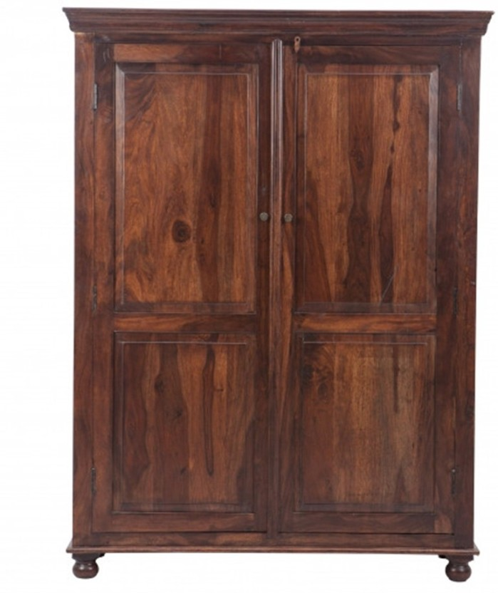 NIDOO Nidoo Maharaja Wardrobe (AM_WD2D_69) Plywood Collapsible Wardrobe