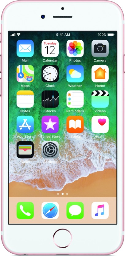 Apple iPhone 6s (Rose Gold, 32 GB)