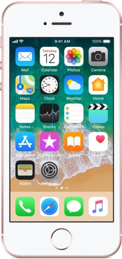 Apple iPhone SE (Rose Gold, 32 GB)