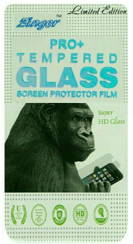 BLATE Tempered Glass Guard for MICROMAX BOLT A065
