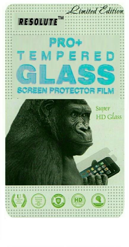 Shopat7 Tempered Glass Guard for MicromaxCanvas PepQ371