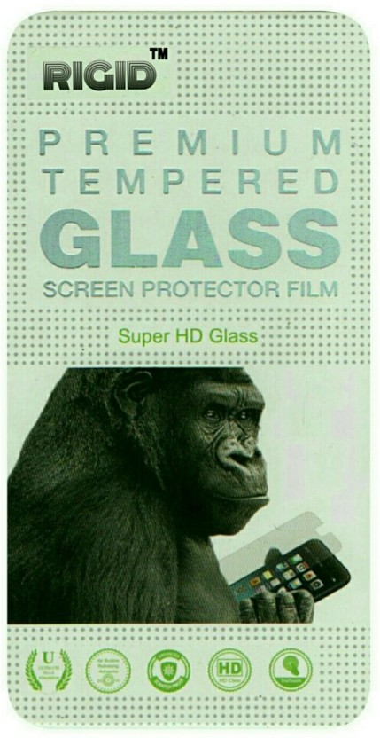 ZINGER Tempered Glass Guard for MICROMAX CANVAS NITRO A310