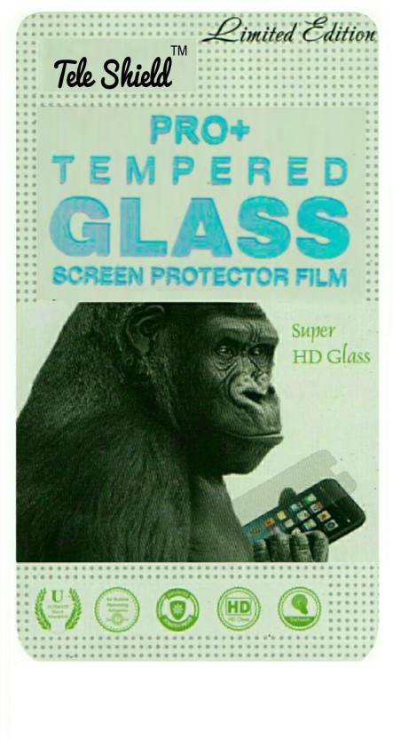 TELESHIELD Tempered Glass Guard for GIONEE ELIFE E7