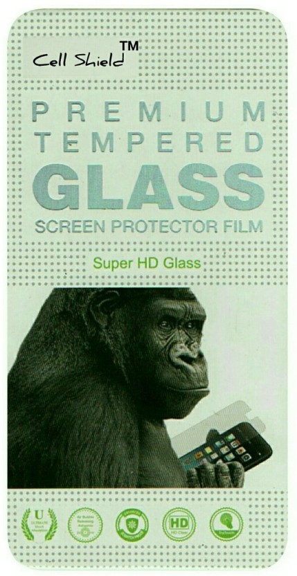 CELLSHIELD Tempered Glass Guard for GIONEE PIONEER P2M