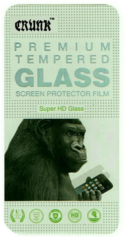 CLASSY CASUALS Tempered Glass Guard for Micromax Canvas 2.2 A114