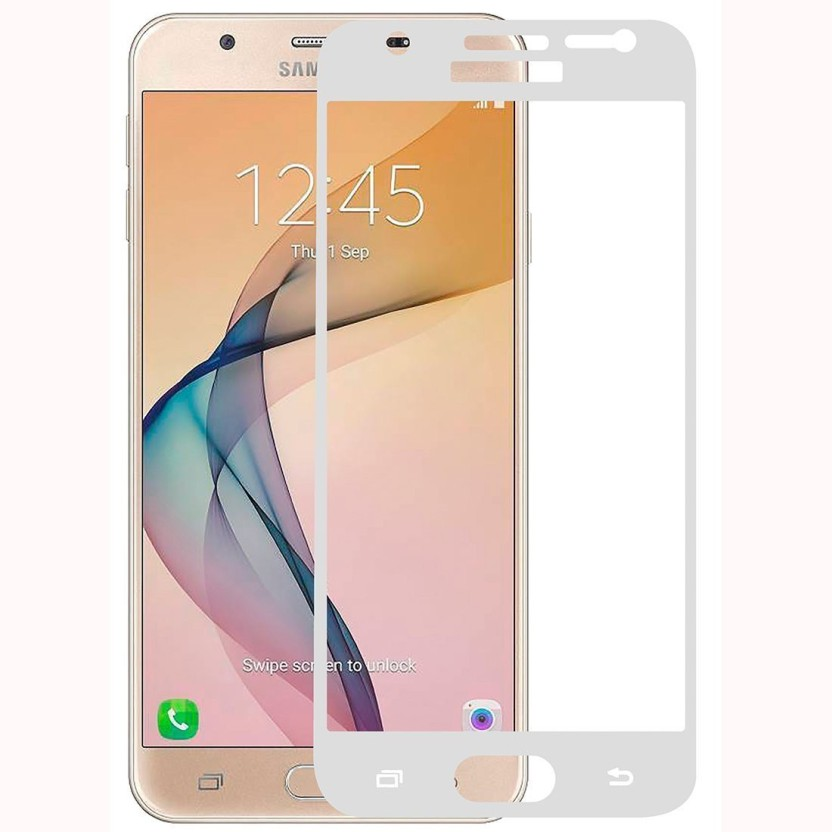 Casotec 3D Tempered Glass for Samsung Galaxy J5 Prime