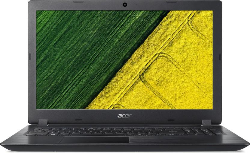 Acer Aspire 3 Celeron Dual Core - (2 GB/500 GB HDD/Linux) A315-31 Laptop